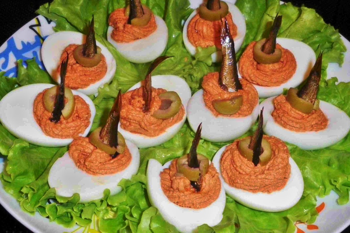 сэндвичей, которые оригинальные закуски на праздник с фото добавляете
