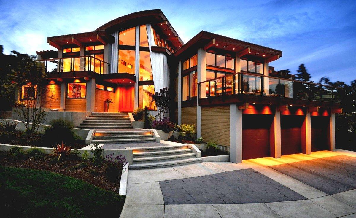 Передача красивые дома