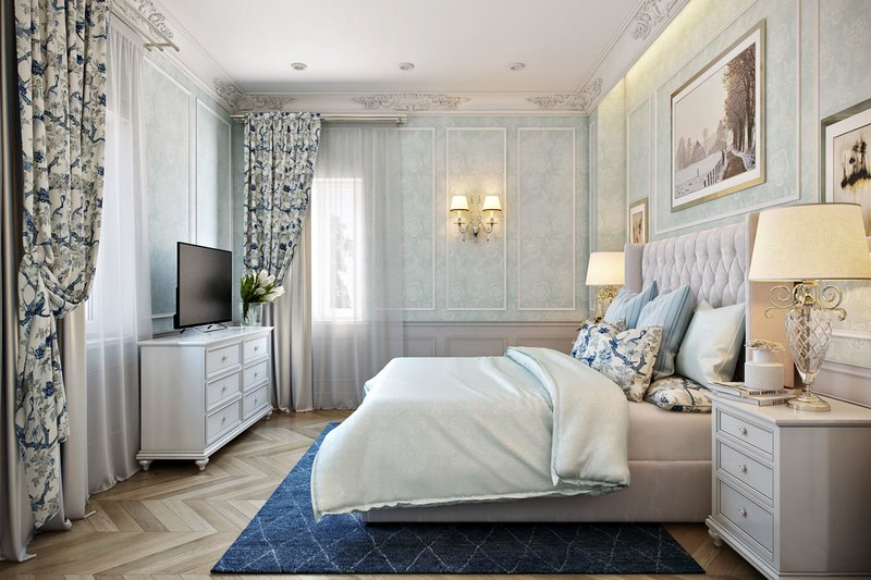 Browse images of   Спальни designs: Гостевая Спальня. Find the best photos for ideas & inspiration to create your perfect home.