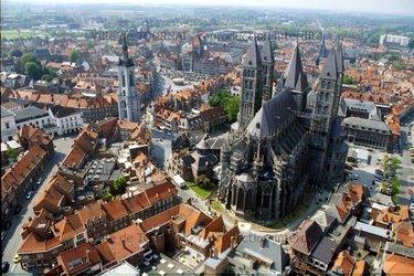собор нотр-дам, турне, бельгия