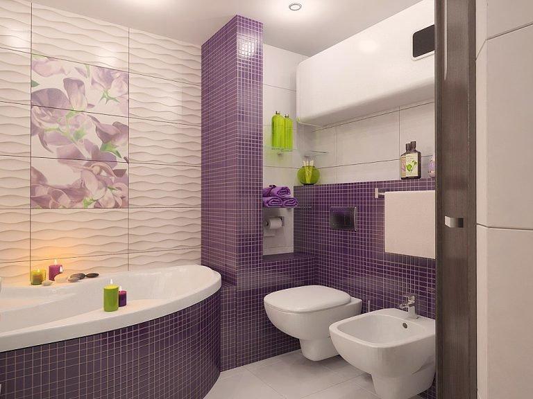Распространённая трудность планировок отечественных квартир — небольшая ванна комнатка. В интернете