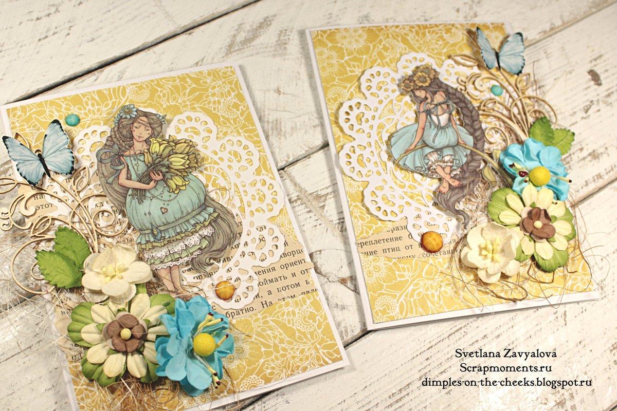 Хорошего воскресного, винтажные открытки к 8 марта своими руками