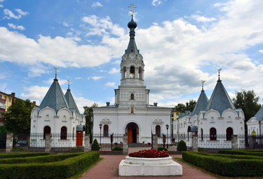 свято-георгиевский храм (бобруйск)