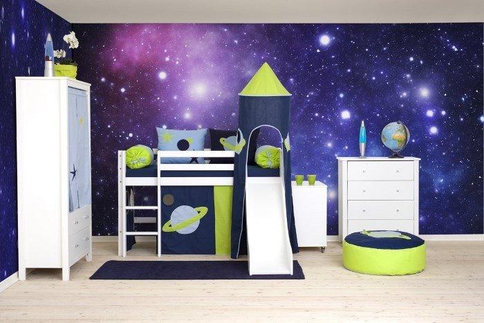 Космическая детская