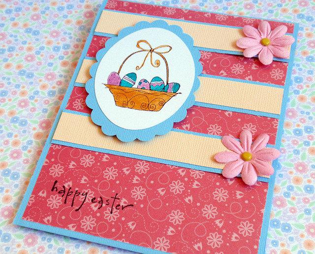 Картинки самодельных открыток на пасху