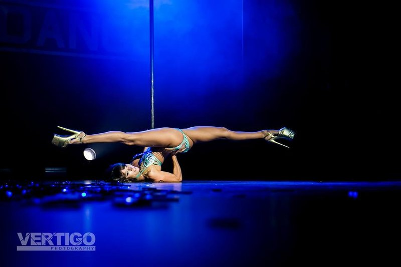 "чемпионат ""Miss Pole Dance Australia 2015"""