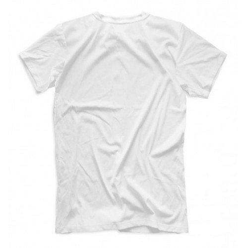 Мужская футболка 3D I Love Trance Music