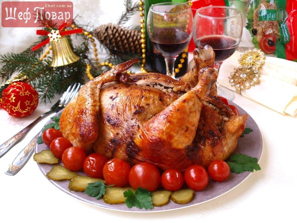 курица на новый год рецепты с фото этим