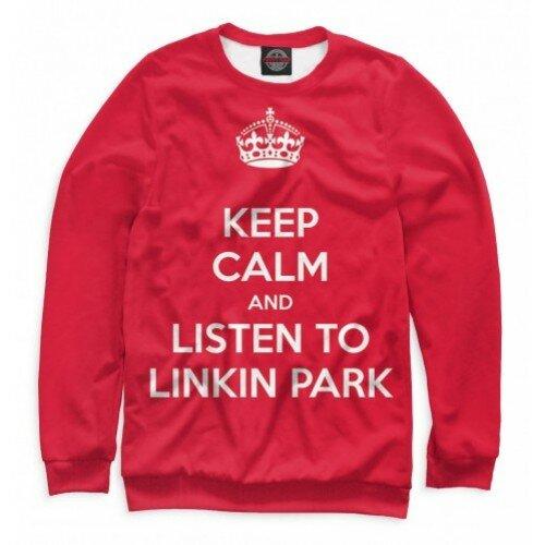 Женский свитшот 3D Linkin Park