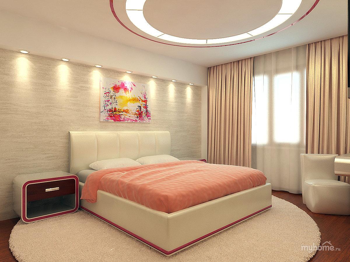 Ремонт спальня картинки