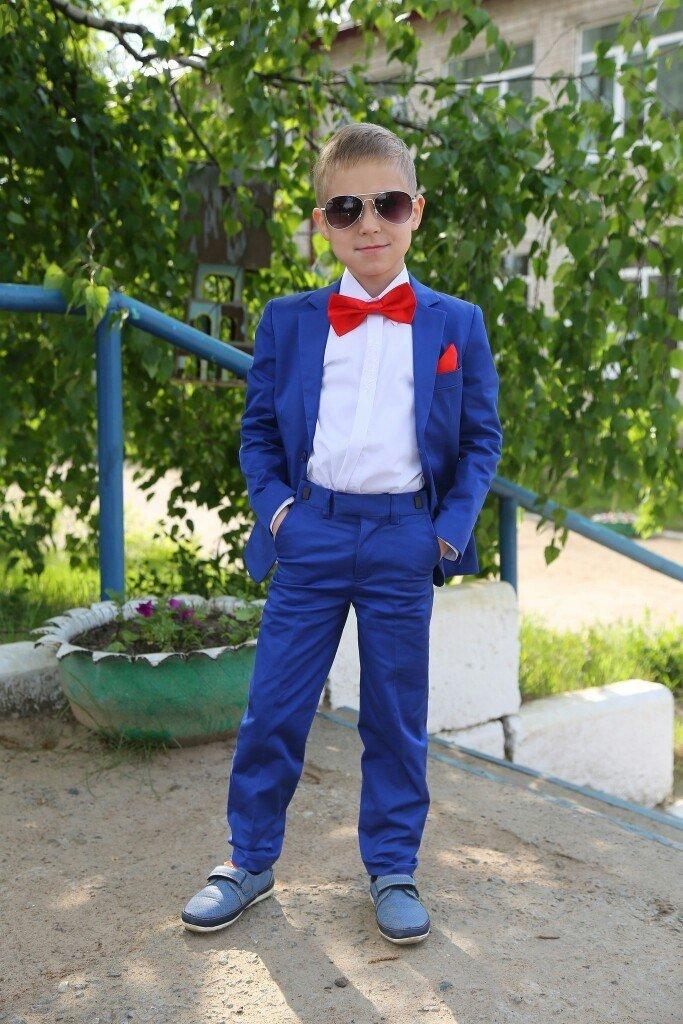как одеть мальчика на выпускной в садике фото этого