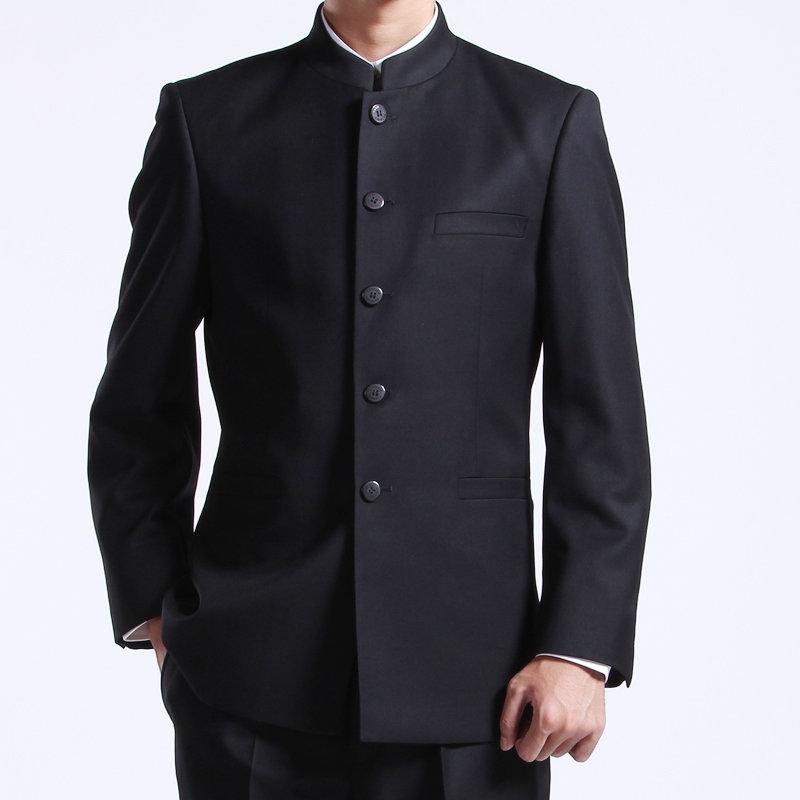 мужской пиджак стойкой купить