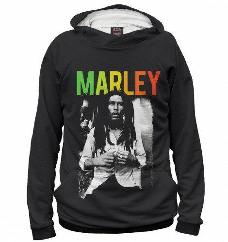Худи для девочки Bob Marley