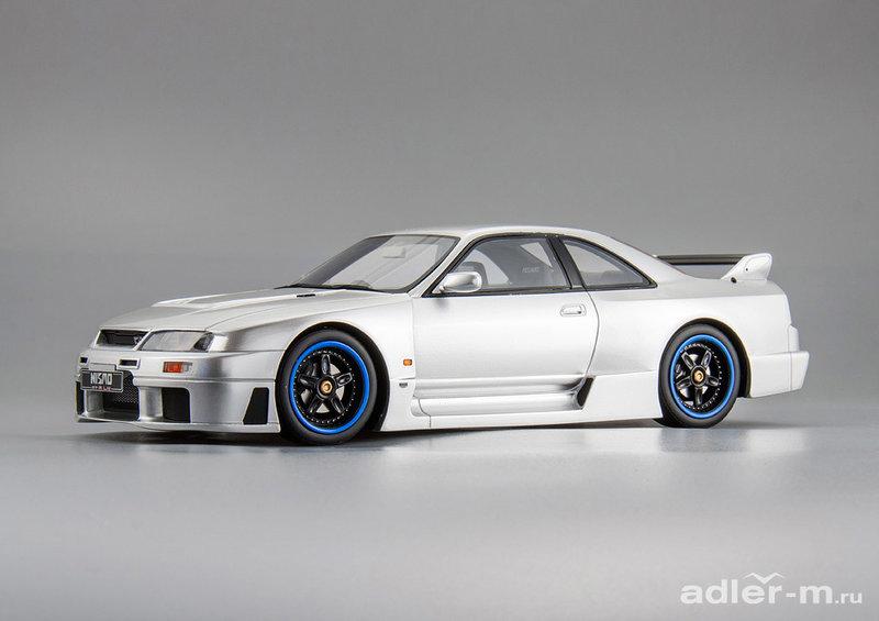 171 Nissan Skyline R33 Nismo Gt R Lm 1996 Silver