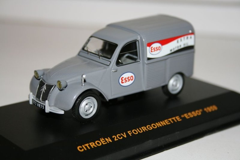 2cv fourgonnette 1959