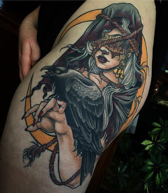 grim reaper tattoo 1 17