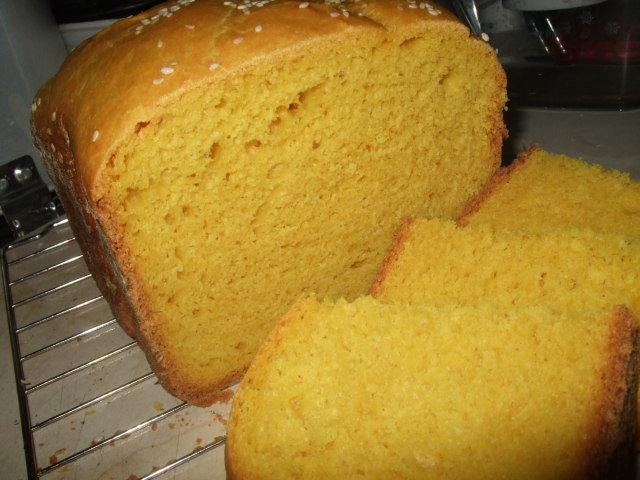 Рецепт хлеба из кукурузной муки для хлебопечки
