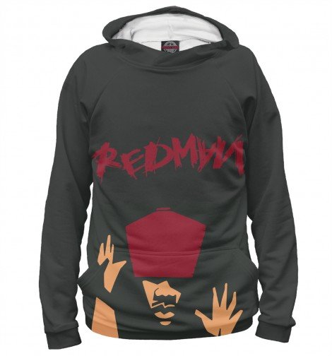 Худи для девочки Redman