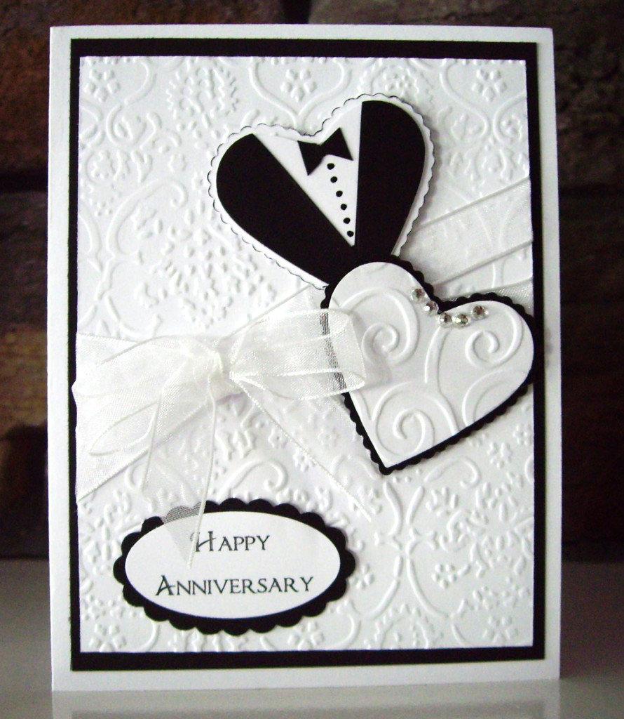 Что сделать на открытке родителям с годовщиной свадьбы