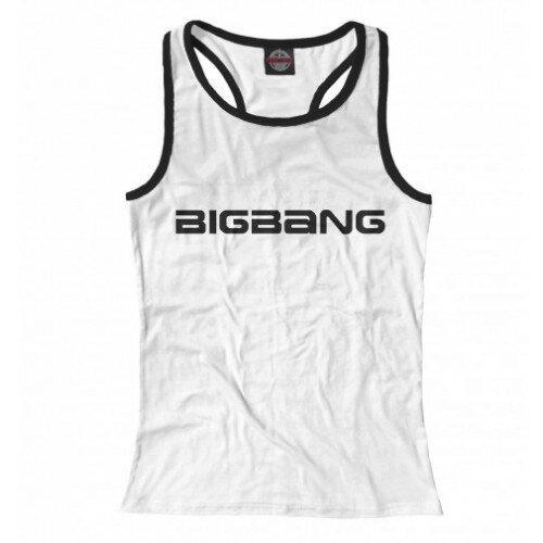 Женская майка борцовка 3D BigBang