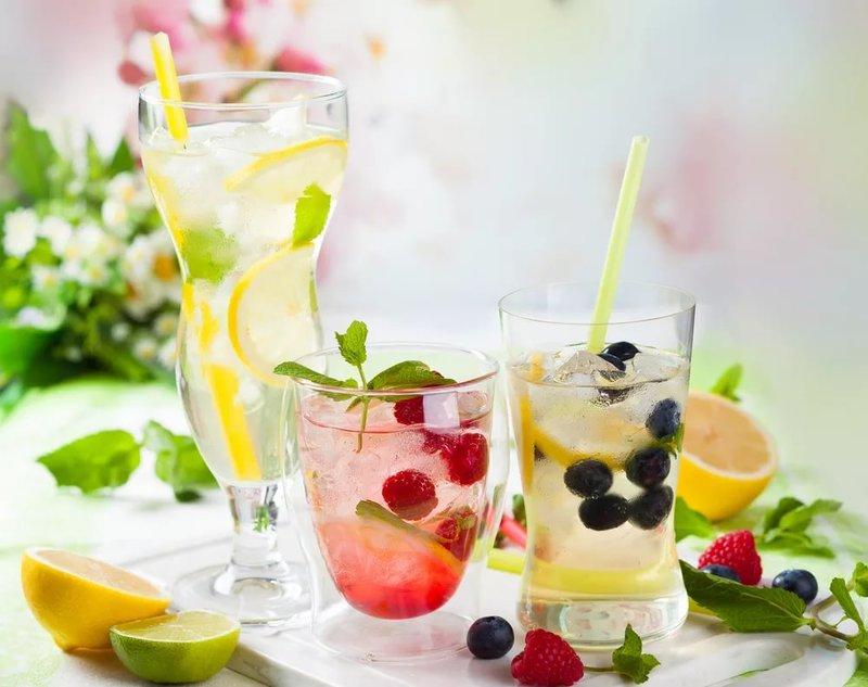 Как приготовить лимонад: ТОП-5 рецептов с ягодами - Кулинарн