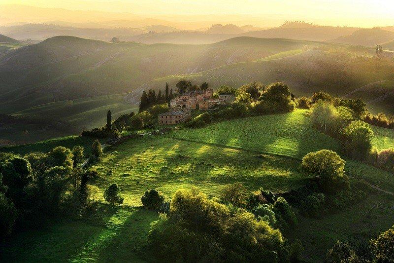 Тоскана и Умбрия