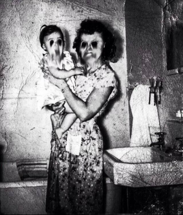 Реально страшные картинки