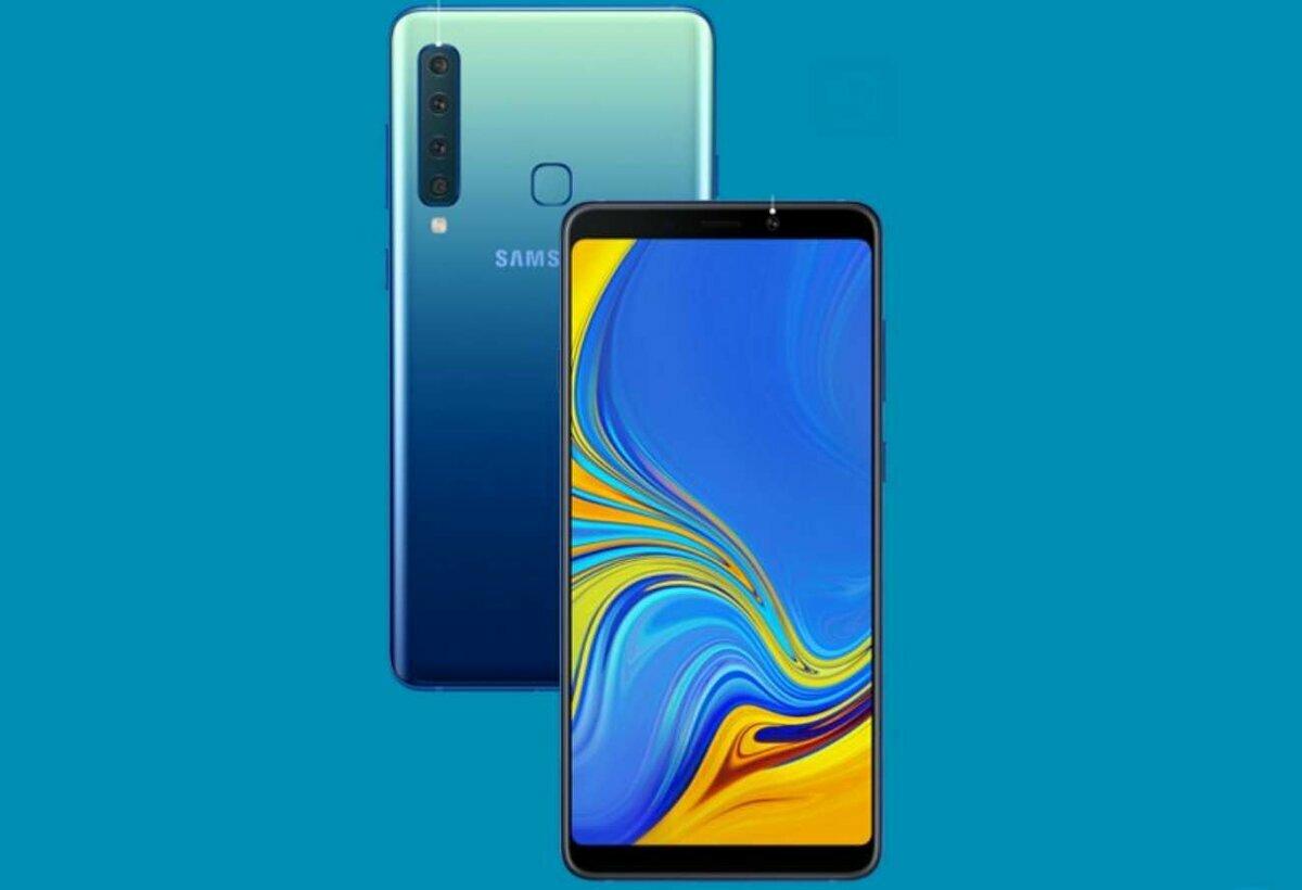 Копия Samsung A9 в Керчи