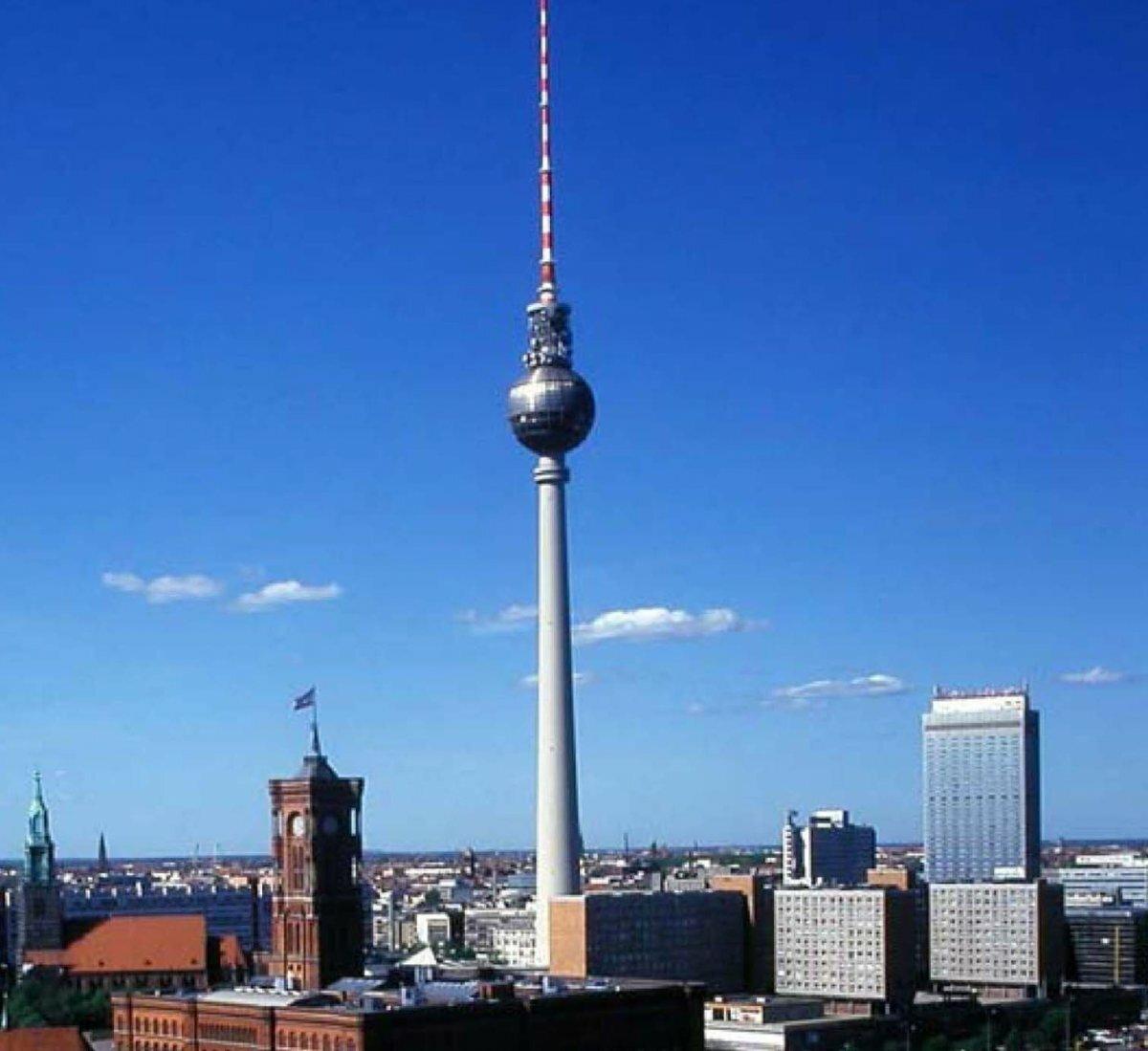 способ картинки берлинская телебашня лава