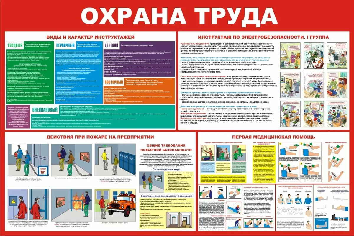 плакаты вывески картинки по охране труда телефоне браузер