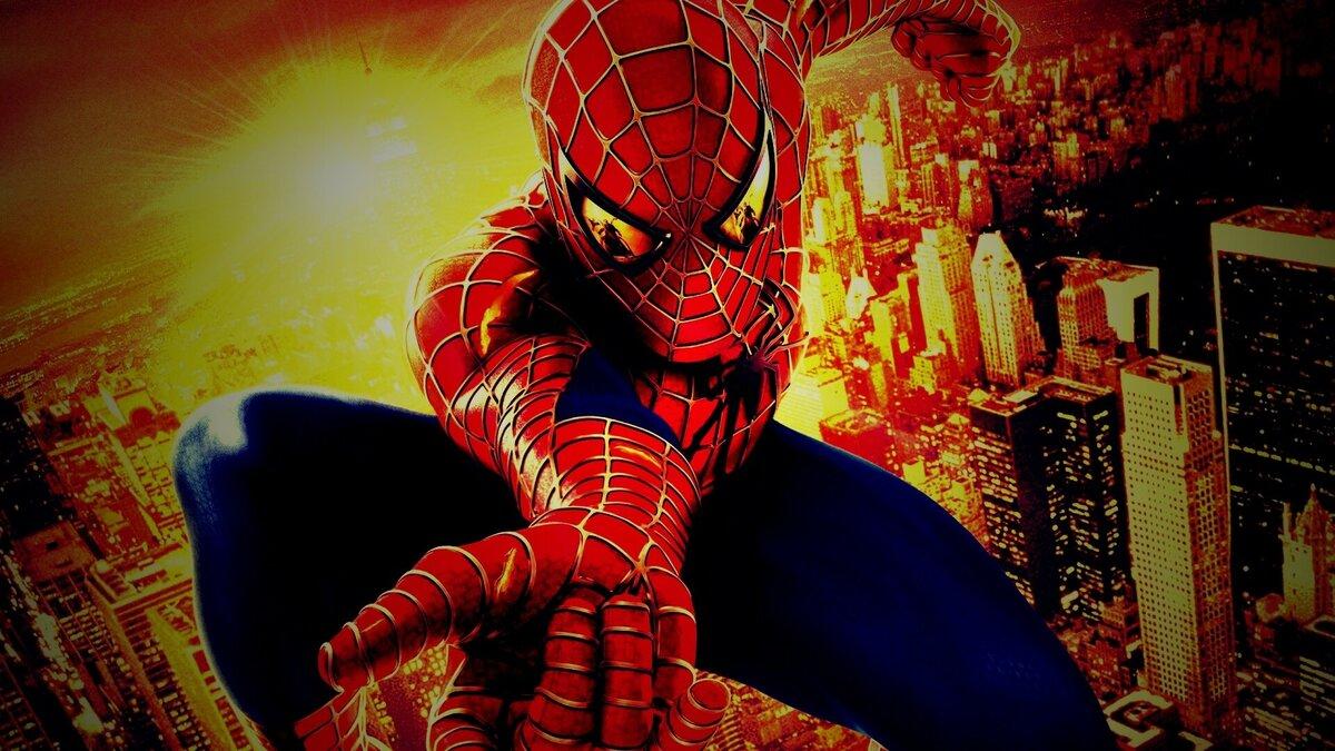 Человек паук картинки лучшие