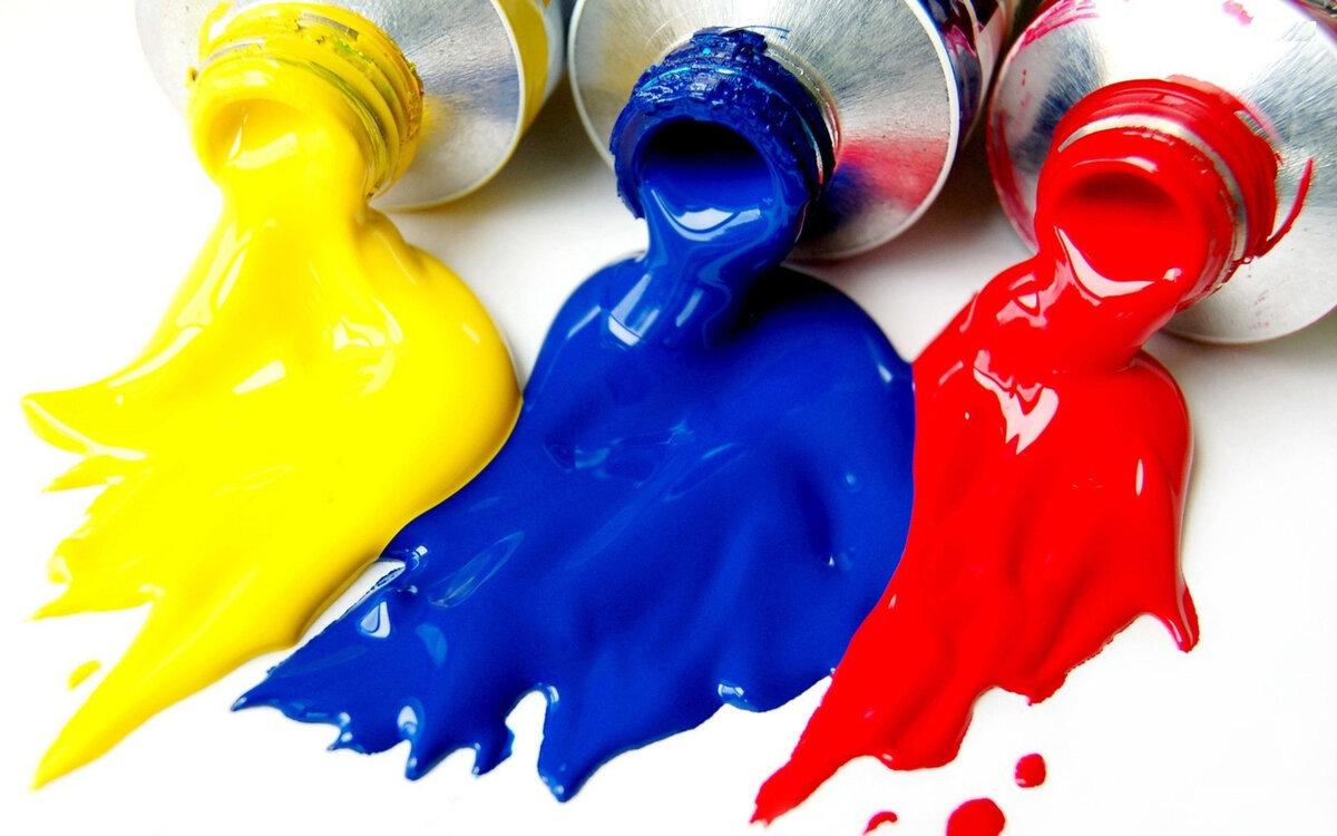 юности интересные картинки красок радость