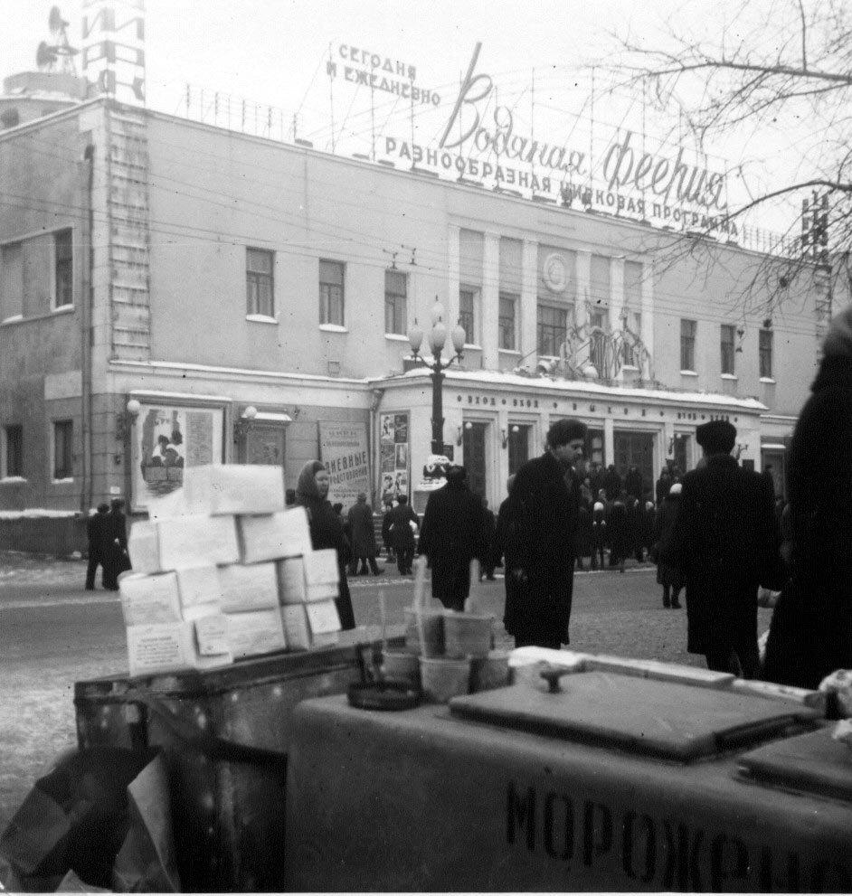 20 октября 1880 года Московский цирк на Цветном бульваре принял первых зрителей
