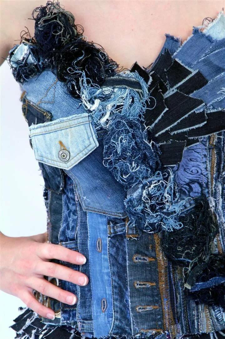 виде красочных картинки из джинсовых моделей фото все