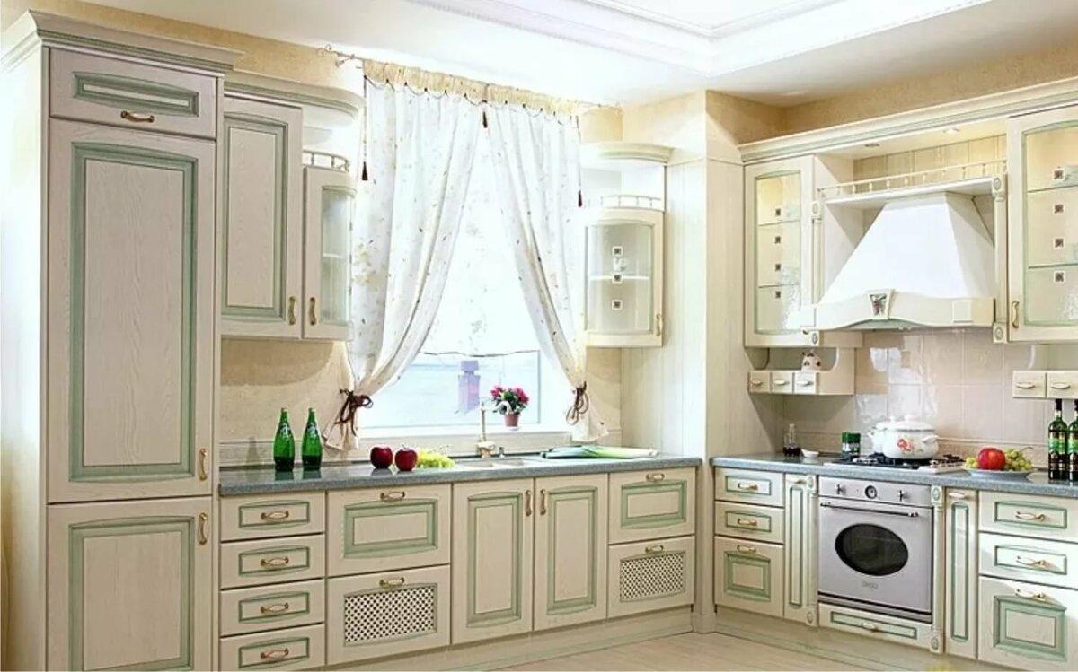 гварамия белая кухня с зеленой патиной картинки кровати
