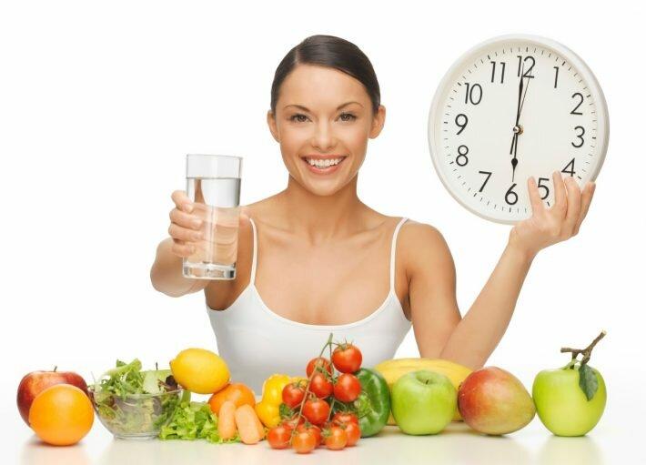 Как соблюдать спорт диету