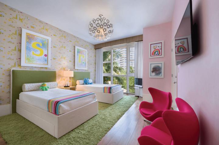 Какой цвет лучше подойдет для детской комнаты: правила сочетания и 41