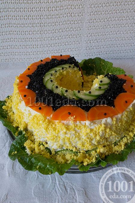 кулинарные рецепты к новому году салат мимоза фото