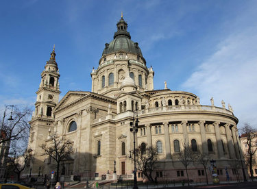 собор святого иштвана в будапеште