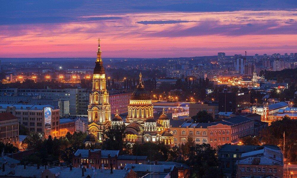Украина красивые фото