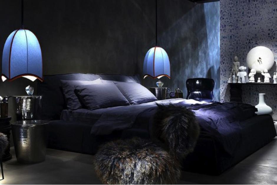 Спальня сексуальный интерьер