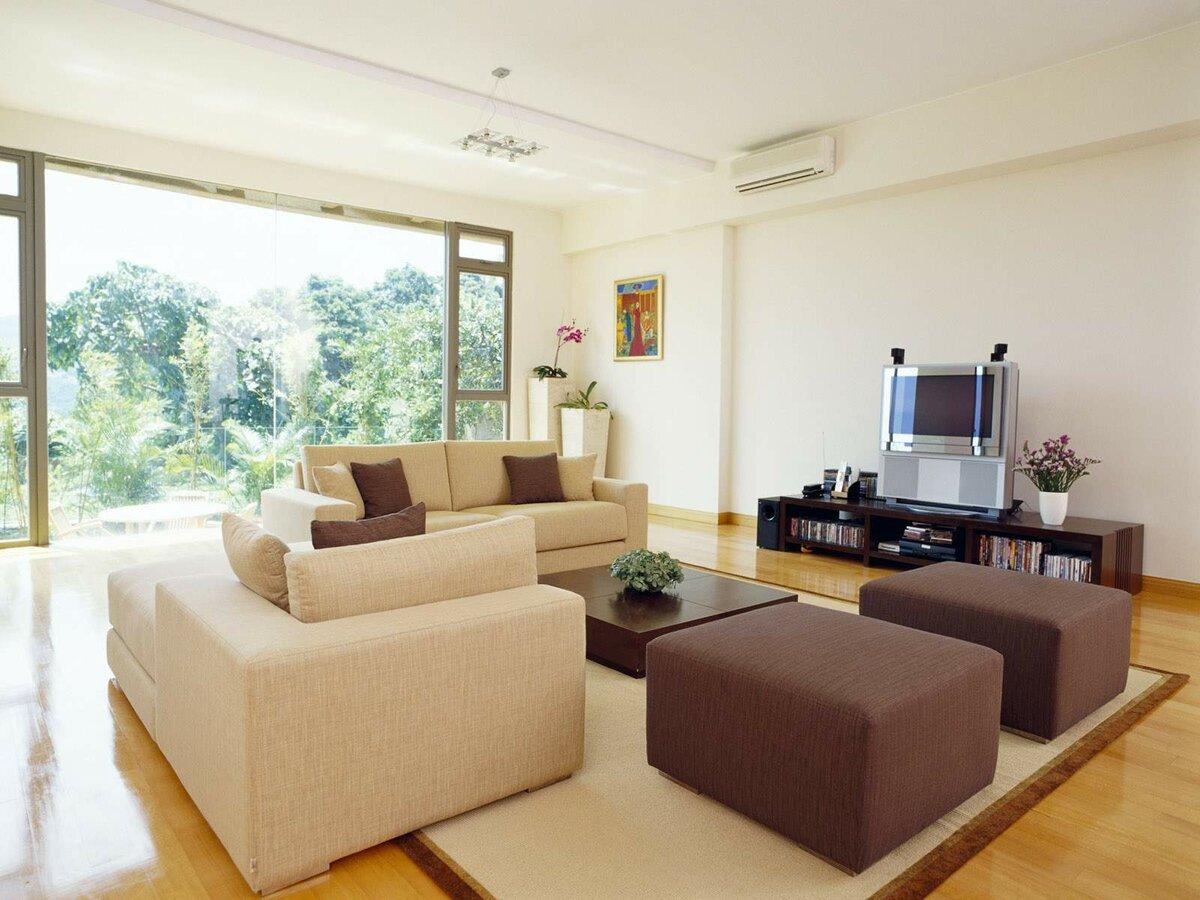 home interior living room decor for awesome simple elegan