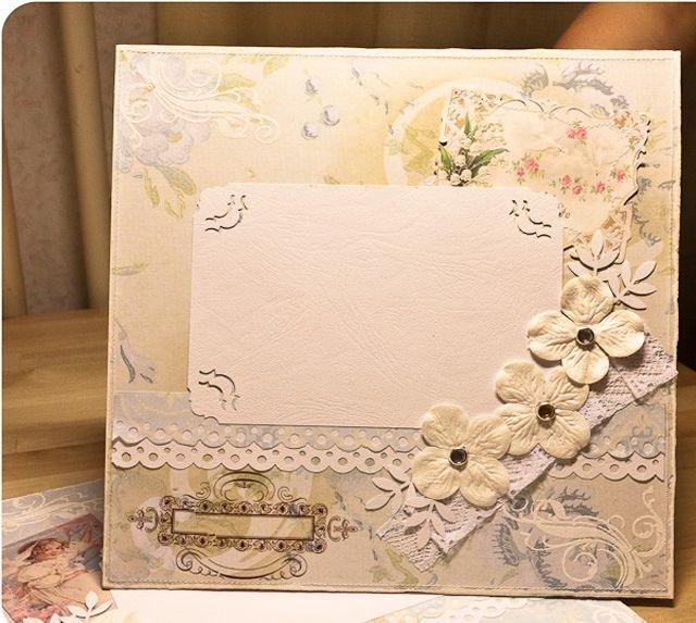 Фото альбом открытки