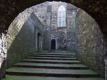 стены средневекового замка картинки