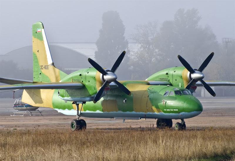 Самолет АН 32