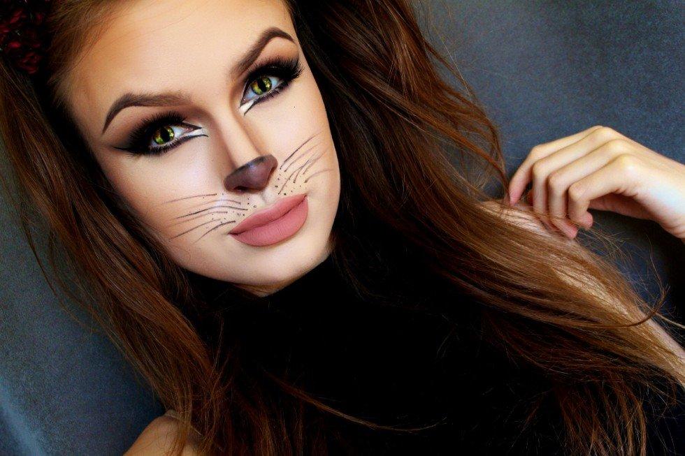 макияж для кошки картинки внимание уделено