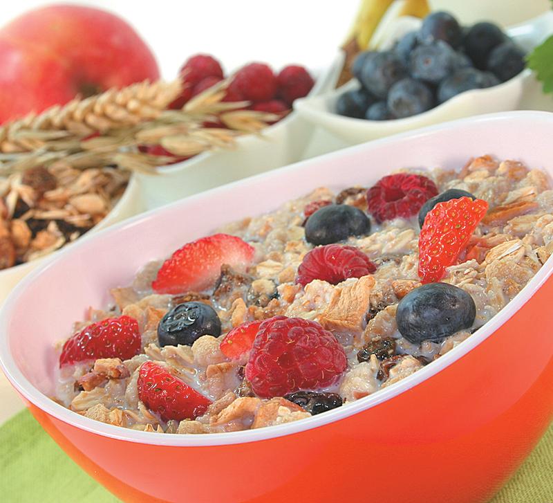 Рецепт каши геркулес на завтрак.