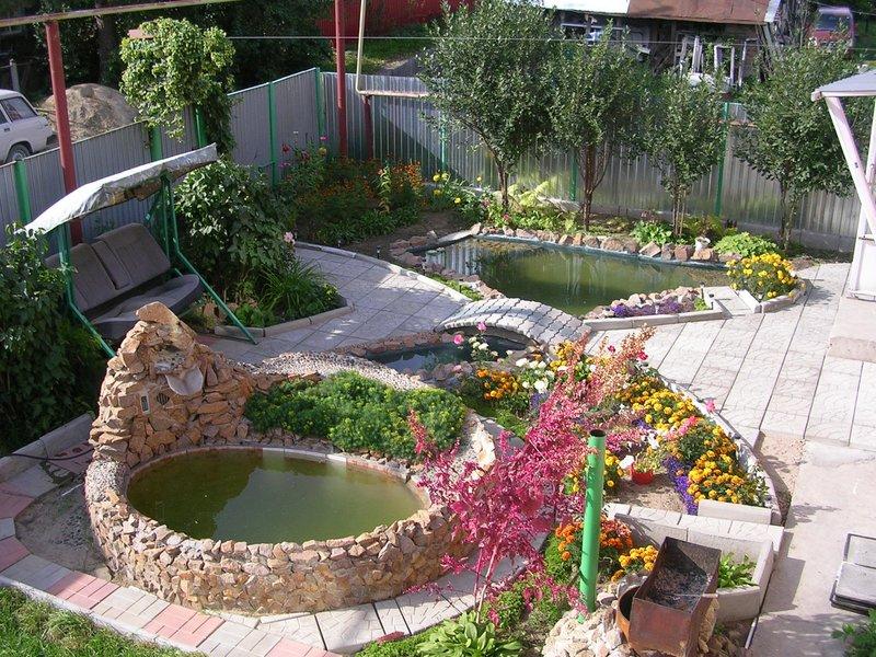 картинки про садовый дизайн, ландшафтный дизайн, декор и обустройство приусадебного участка