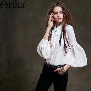 32f6c312eeb 47 карточек в коллекции «Женская блузка с пышными рукавами (весна ...