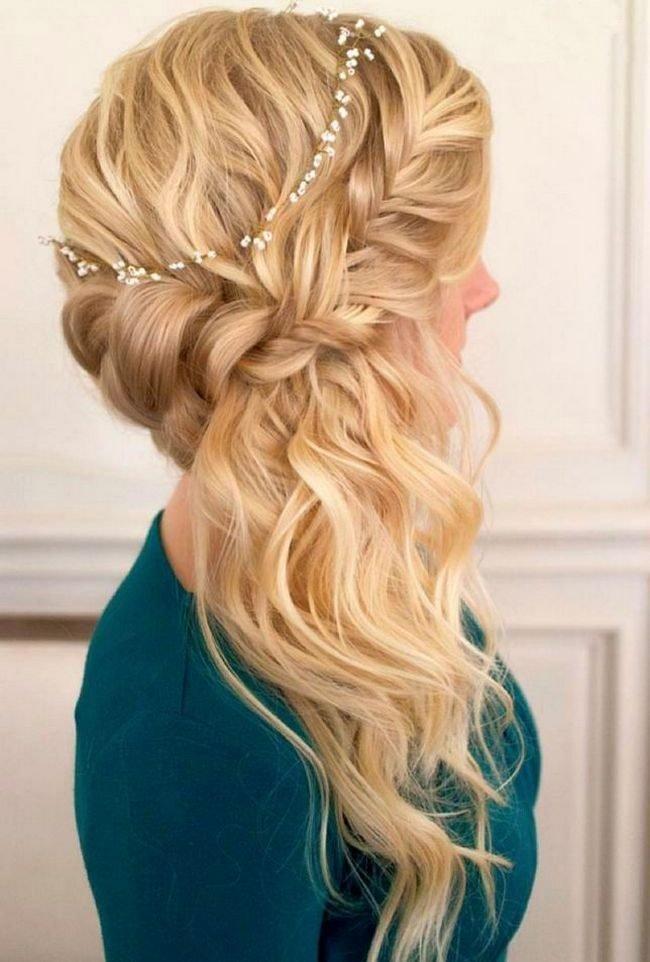 Красивые прически — прекрасные варианты на длинные и средние волосы